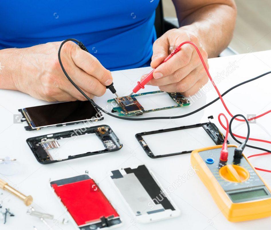 Smart Phones Repairing